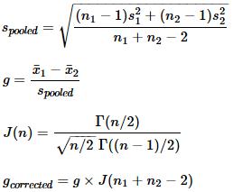 对冲公式G
